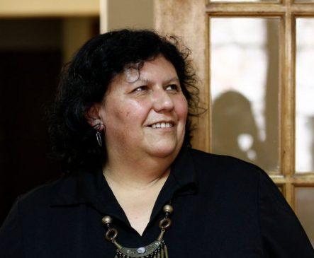 Presidenta de la Agrupación de Detenidos Desaparecidos, Lorena Pizarro