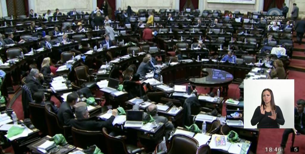 debate por aborto legal en argentina