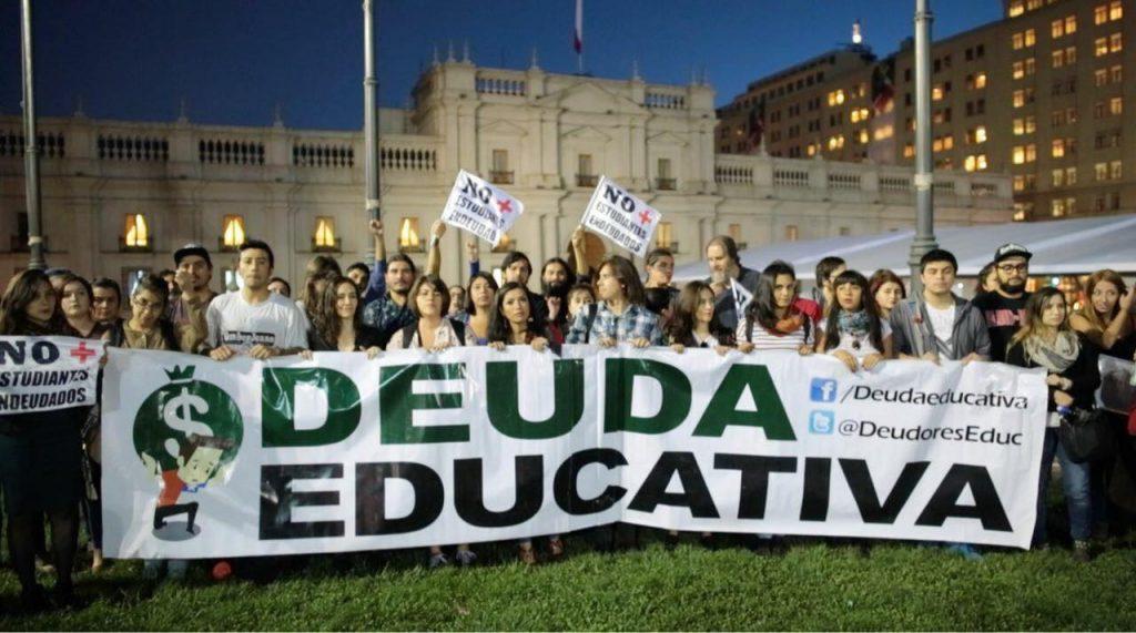 Agrupación Deuda Educativa