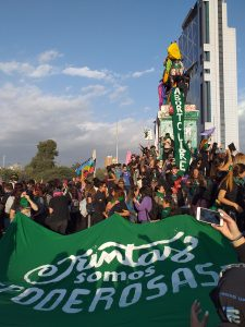 marcha feminista 25 de noviembre