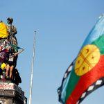 Bandera Mpauche Estallido Social