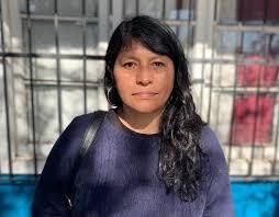 Patricia Loredo. Foto de RedChilenaContraLaViolencia