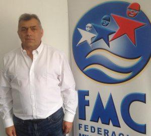 Gustavo Tapia Campos, FMC / Foto: Federación Minera de Chile