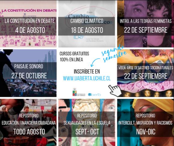 Plataforma Uabierta Abre Inscripciones Para Cursos Gratuitos Y En Linea Radio Jgm