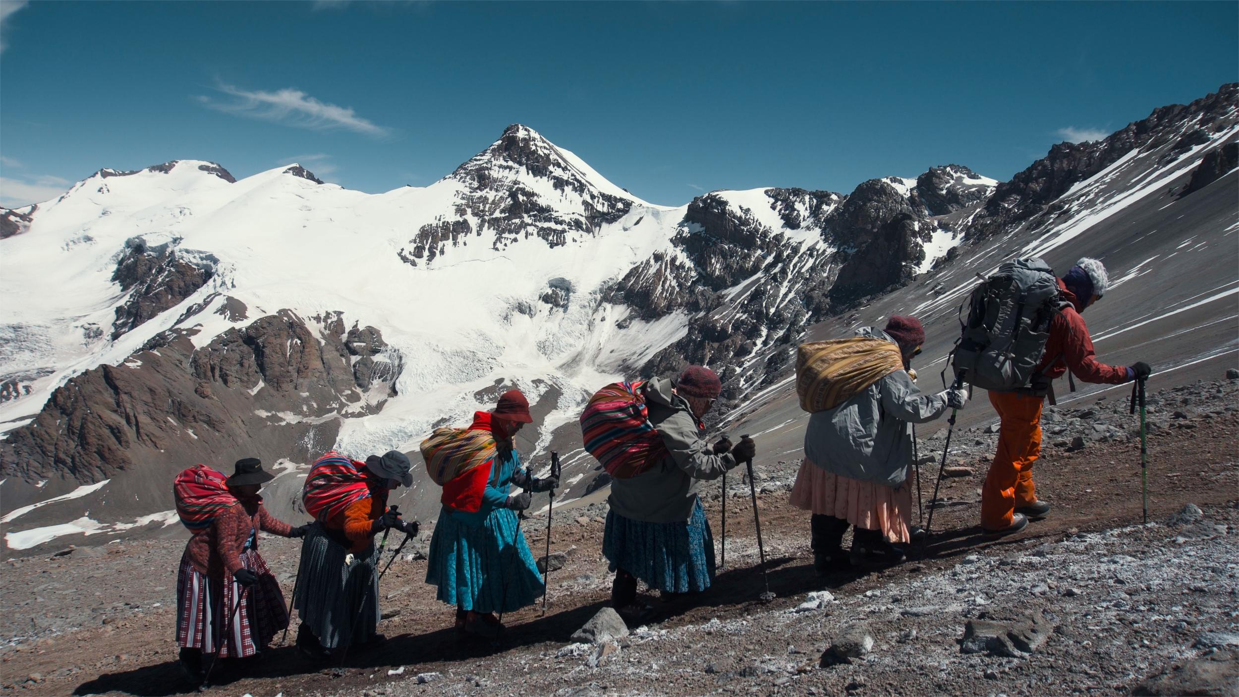 "Foto: ""Chilotas"" de Jaime Murciego y Pablo Iraburu."
