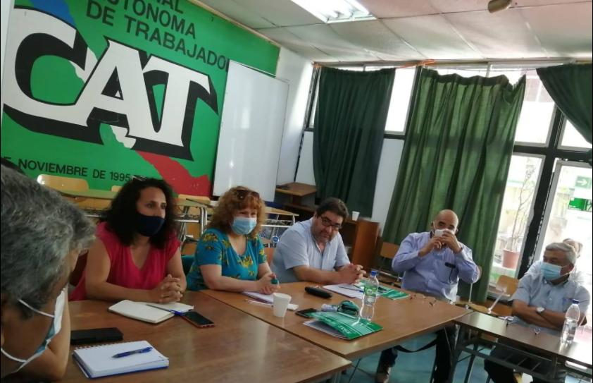 Foto: Central Autónoma de Trabajadores y Trabajadoras.