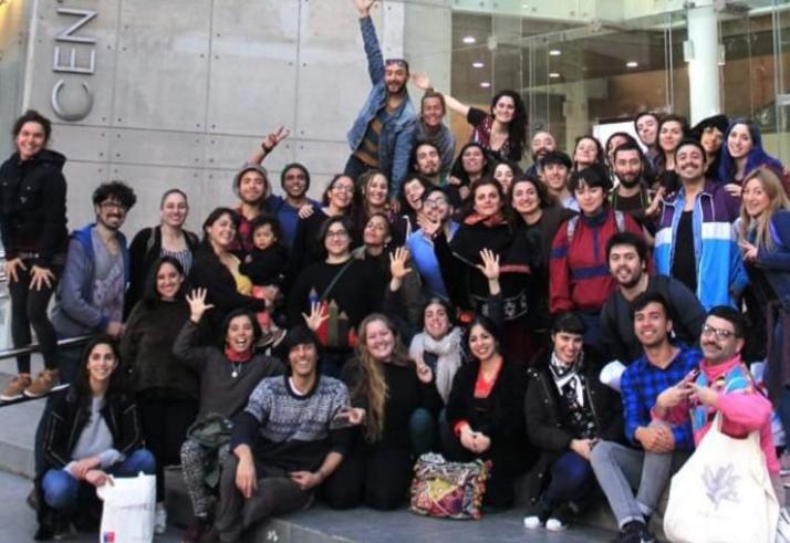 Foto: Red Nacional DanzaSur
