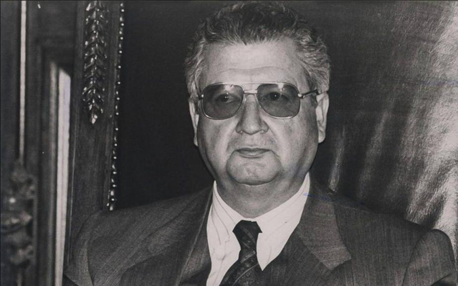 Foto: Ex fiscal militar, Fernando Torres Silva, quien falleció el pasado miércoles,