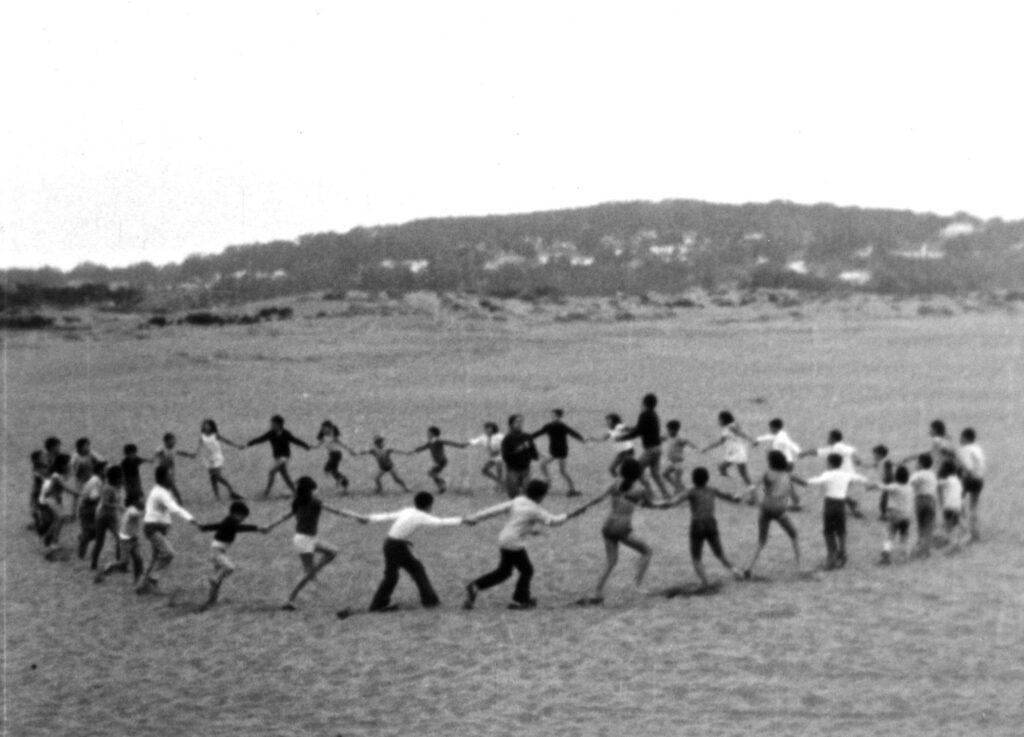Un verano feliz (Alejandro Segovia/Departamento de Cine y Televisión de la CUT, 1972)