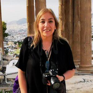 Verónica Cruchet, presidenta de la Corporación Esclerosis Múltiple Chile