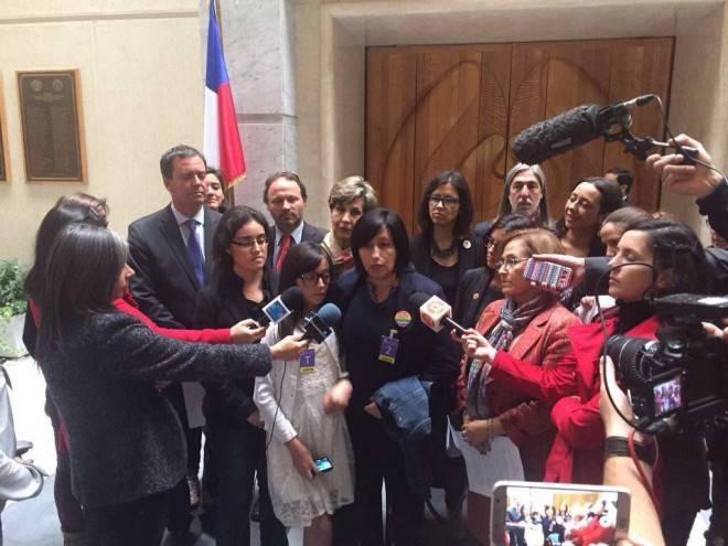 Claudia Amigo es una importante activista y defensora de los derechos de familias homoparentales.