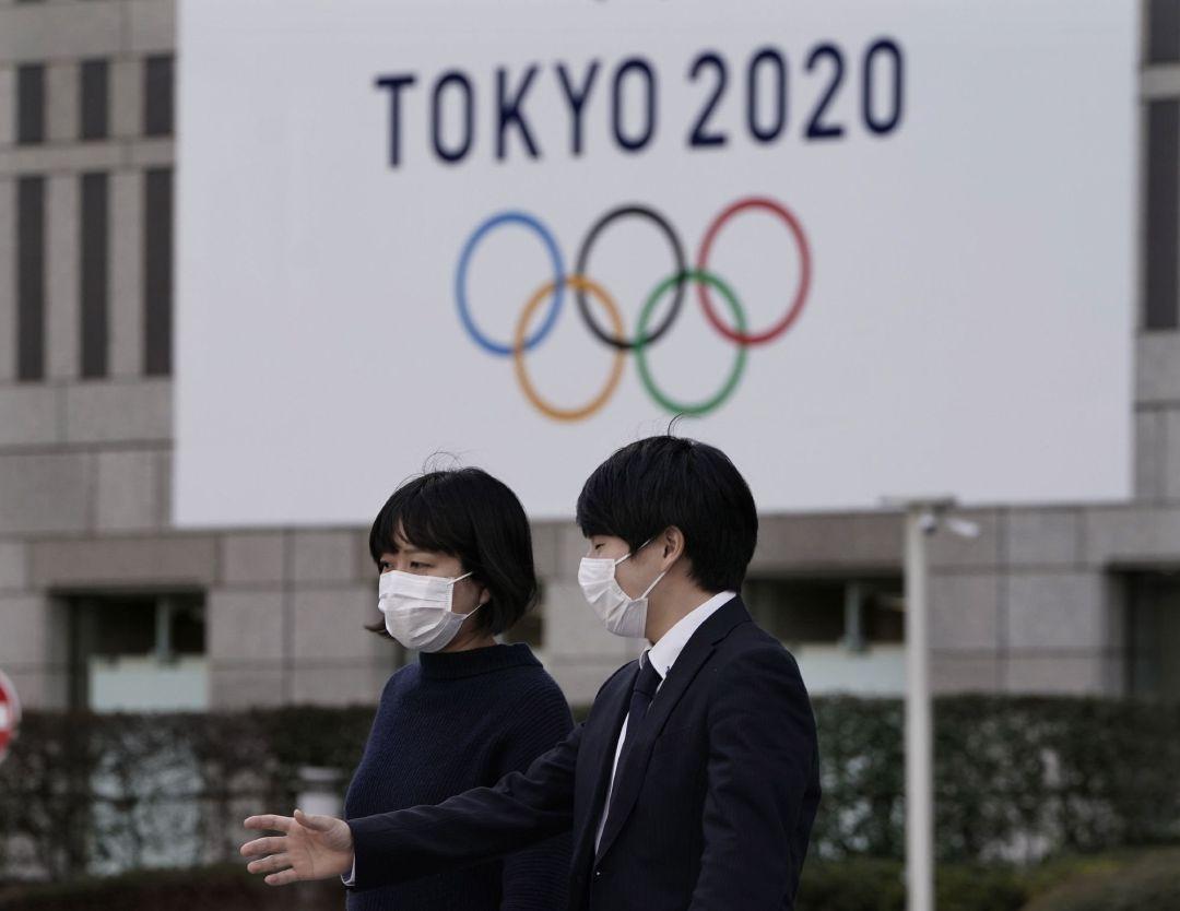 Los Juegos Olímpicos originalmente iban a realizarse en 2020, pero debido a la pandemia se retrasaron para el 2021