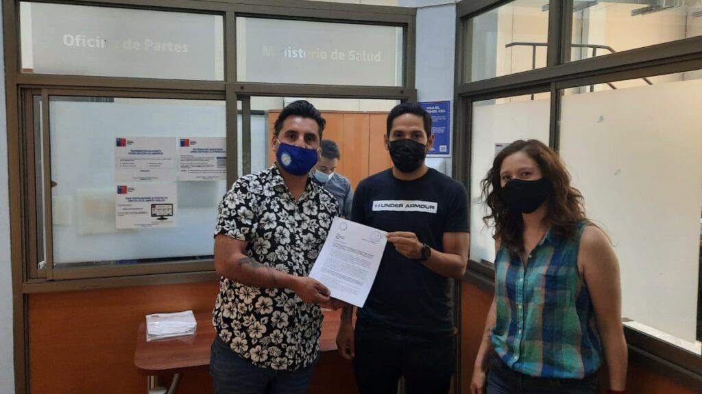 Colegio de Periodistas solicitó al Minsal vacunas por COVID-19 y entrega de PCR para profesionales de la prensa