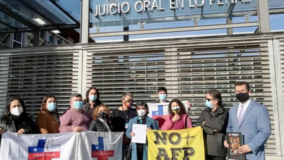 CONFUSAM interpone querella criminal contra Sebastián Piñera por manejo de la pandemia de COVID 19