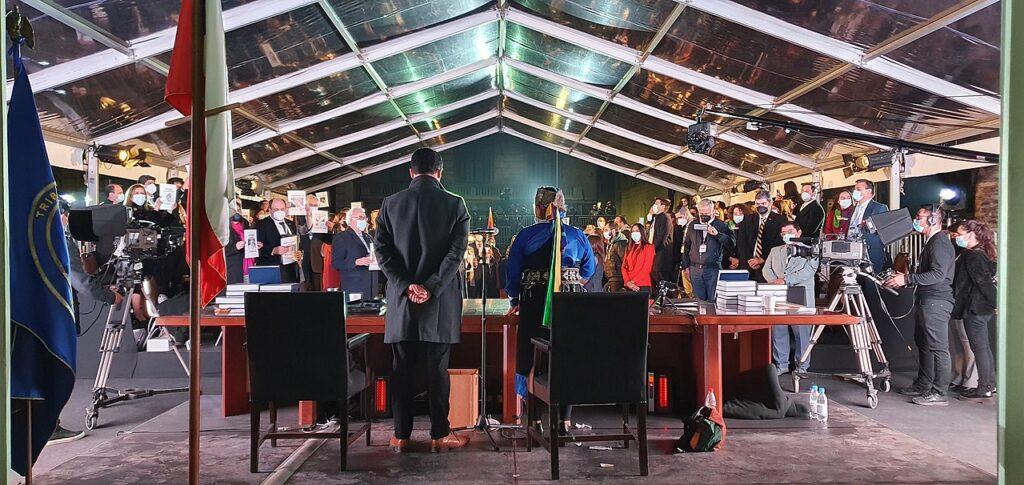 convención constitucional asamblea constituyente