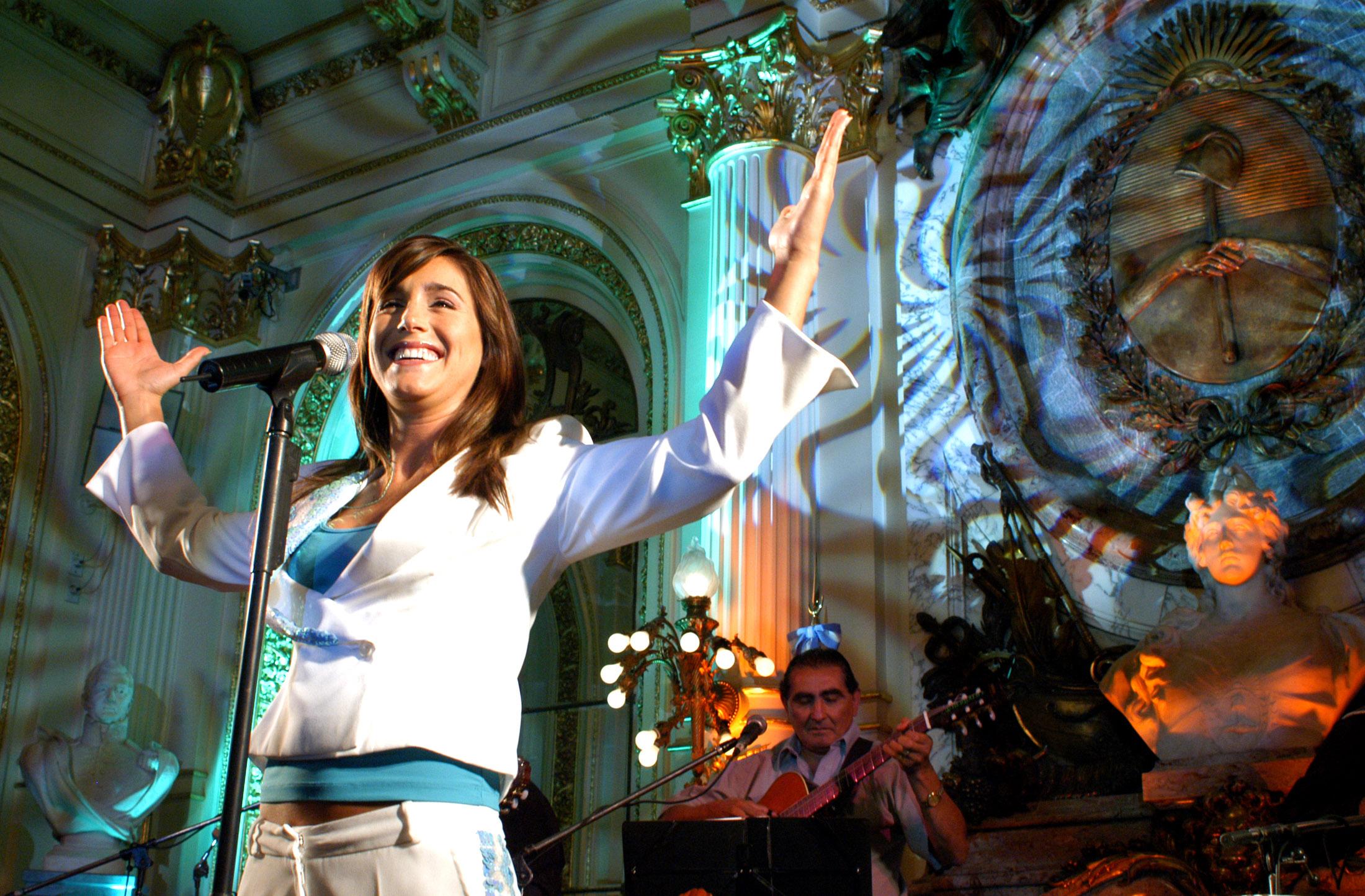 exponentes del folclore latinoamericano