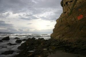 Playa de Mehuin