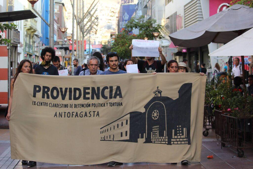 Agrupación por la Memoria Histórica Providencia de Antofagasta