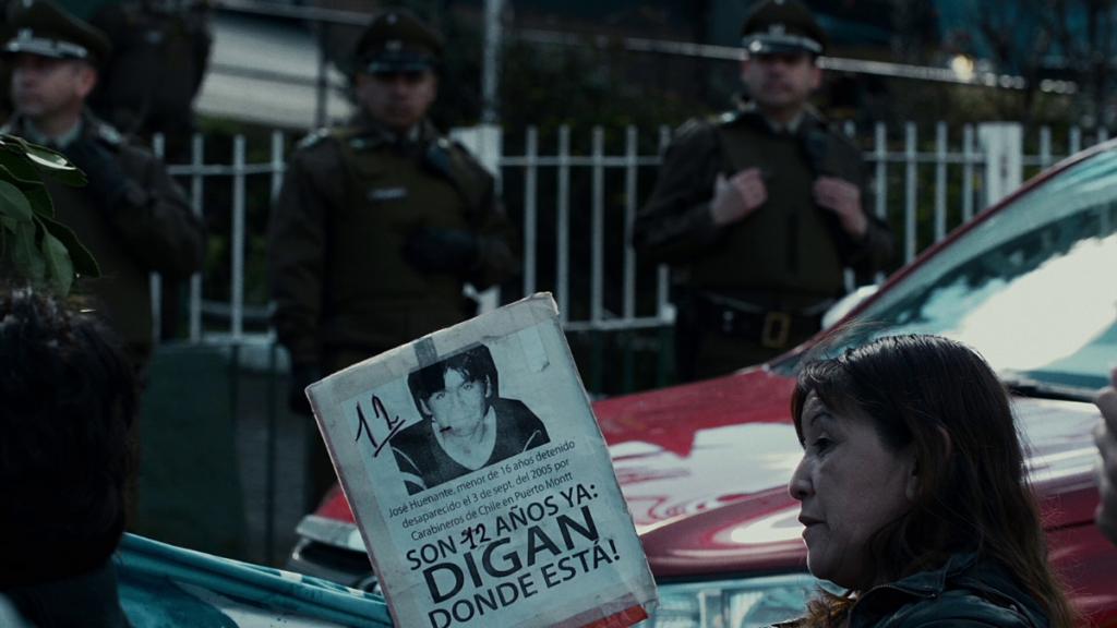 """Documental """"La lluvia fue testigo"""", que narra la historia detrás del caso de José Huenante."""